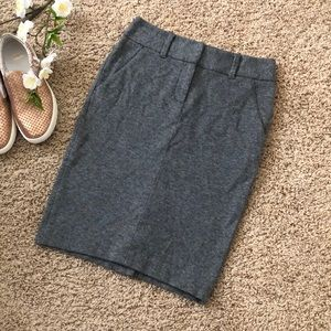 Loft pencil skirt! NWT! Size 0!